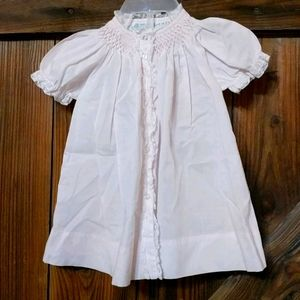Vintage Feltman Bros. Hand Smocked Dress